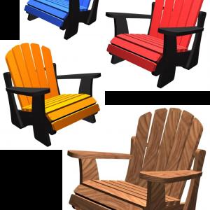 Muskoka colors layout